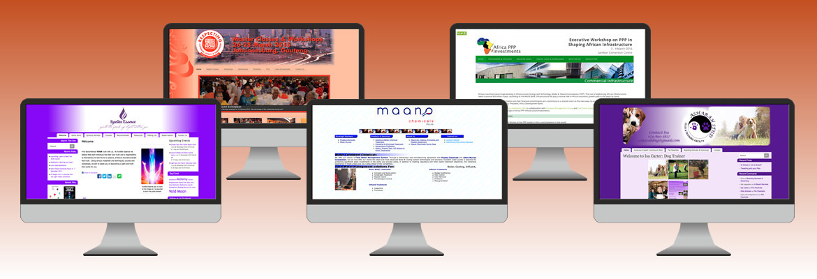 Website Design - Keep it simple!!