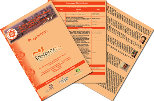 Conference Programmes